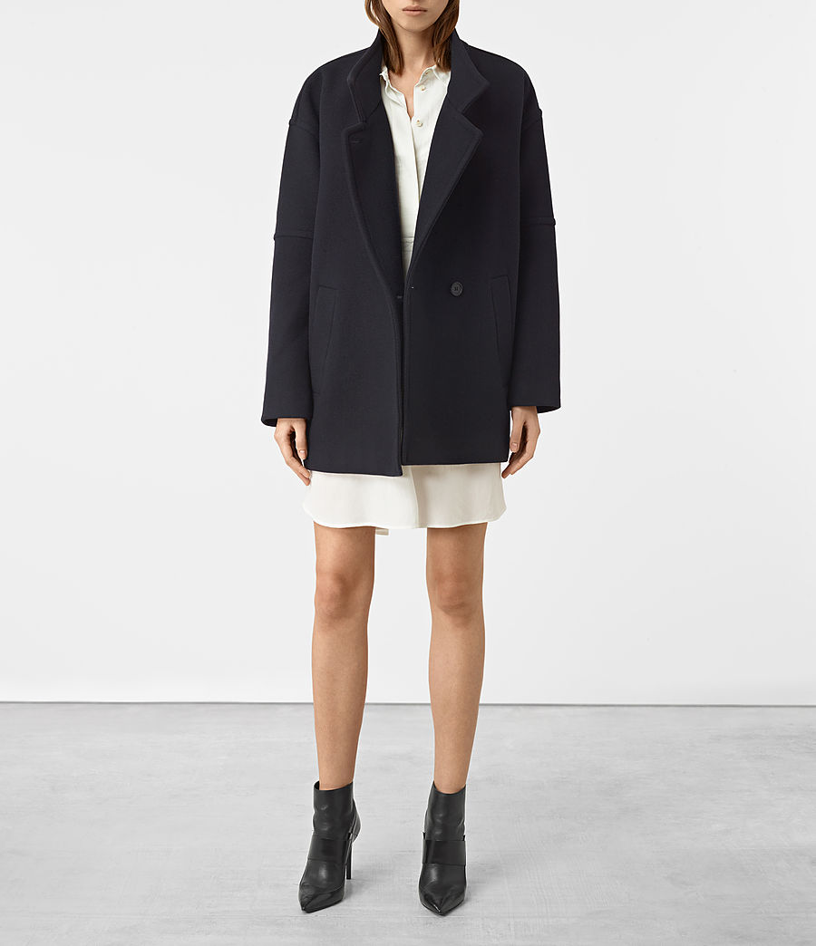 Meade Torto Coat by Allsaints