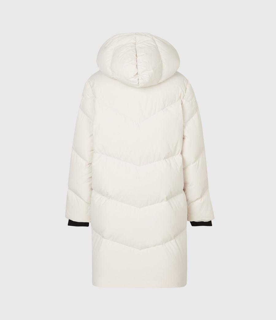 Women's Rory Puffer Coat (winter_white) - Image 3