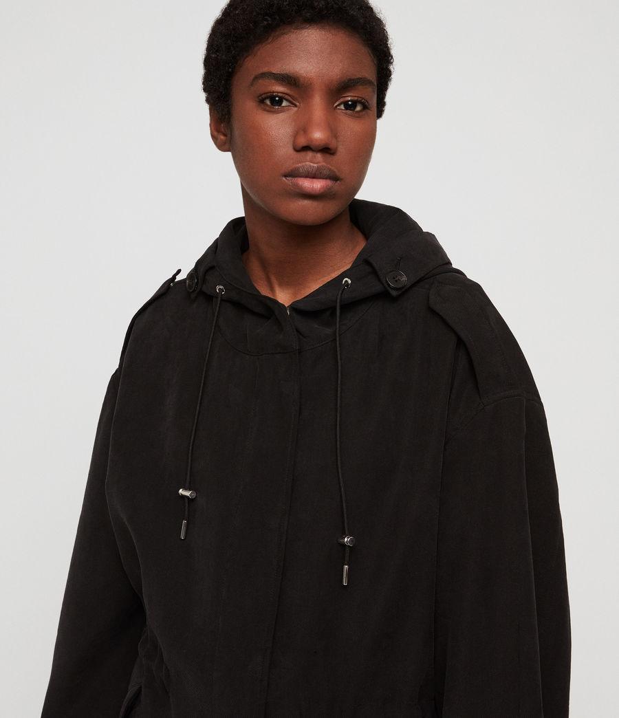 Damen Kelsie Nilba Jacke (black) - Image 2