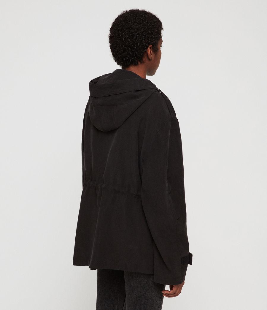 Damen Kelsie Nilba Jacke (black) - Image 4
