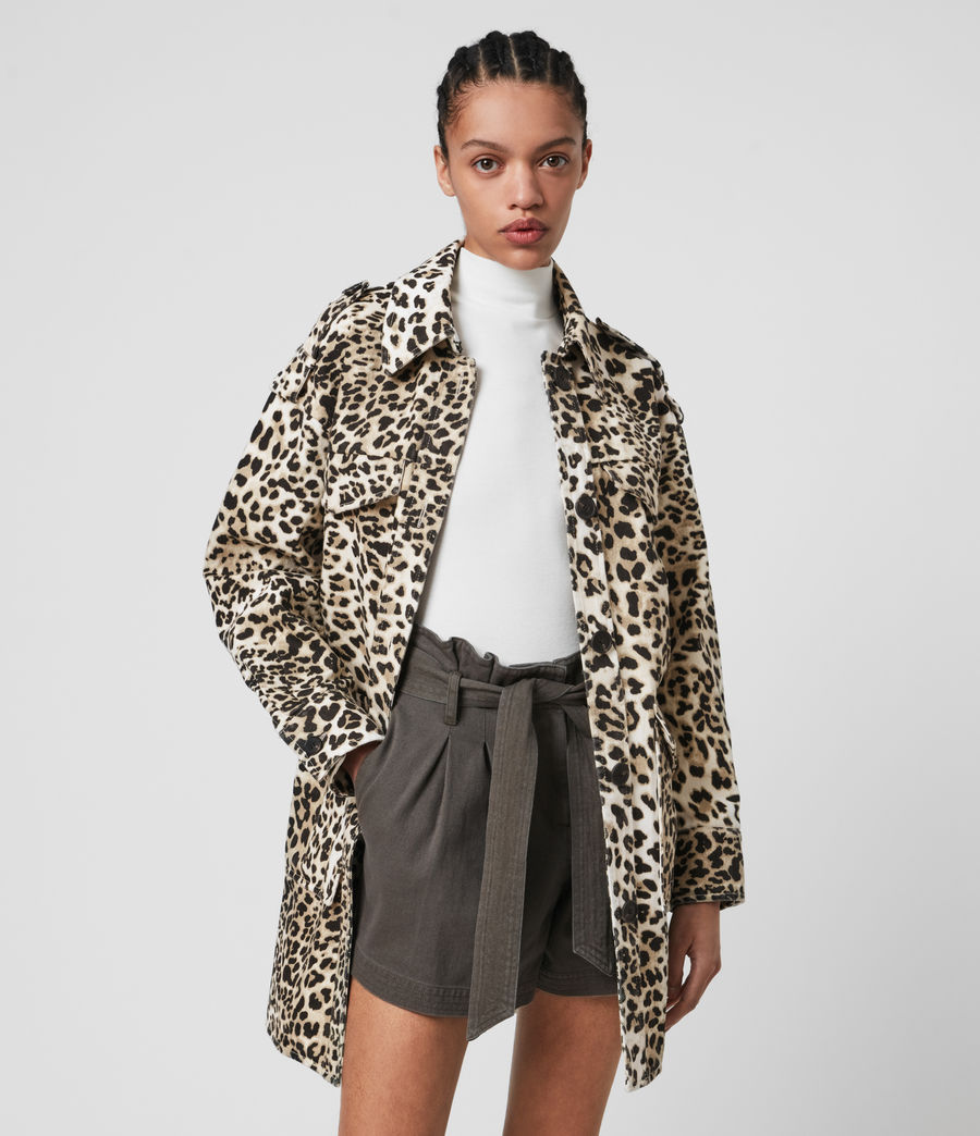 Women's Suzie Leo Jacket (beige) - Image 3
