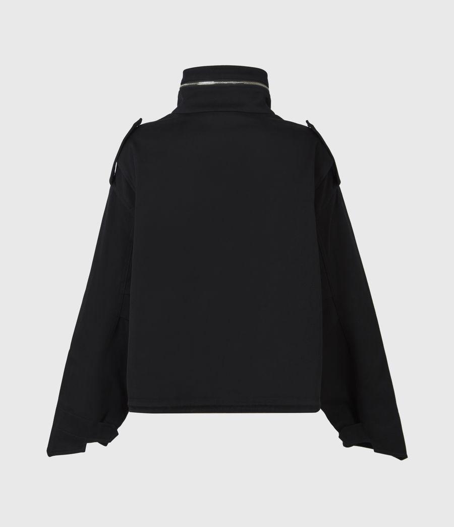 Women's Amelia Jacket (black) - Image 3