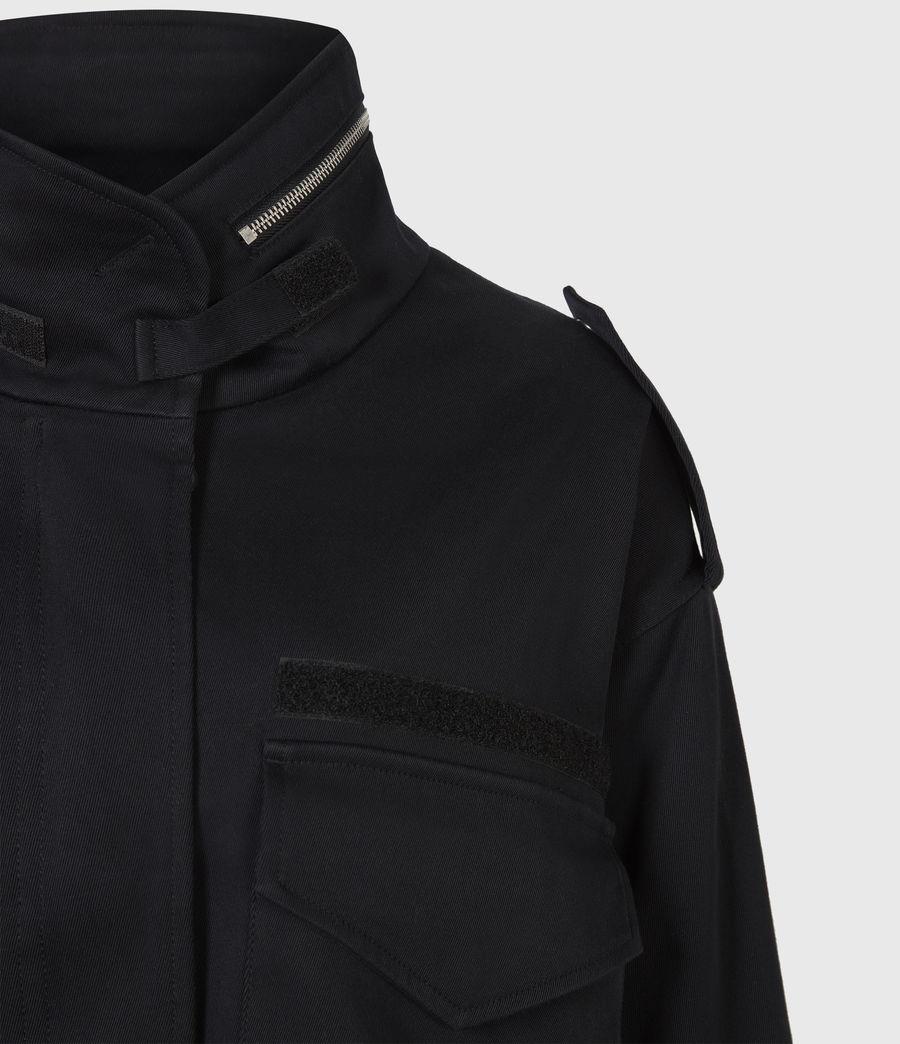 Women's Amelia Jacket (black) - Image 5