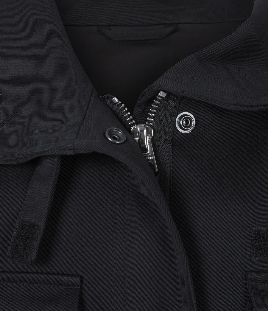 Women's Amelia Jacket (black) - Image 6