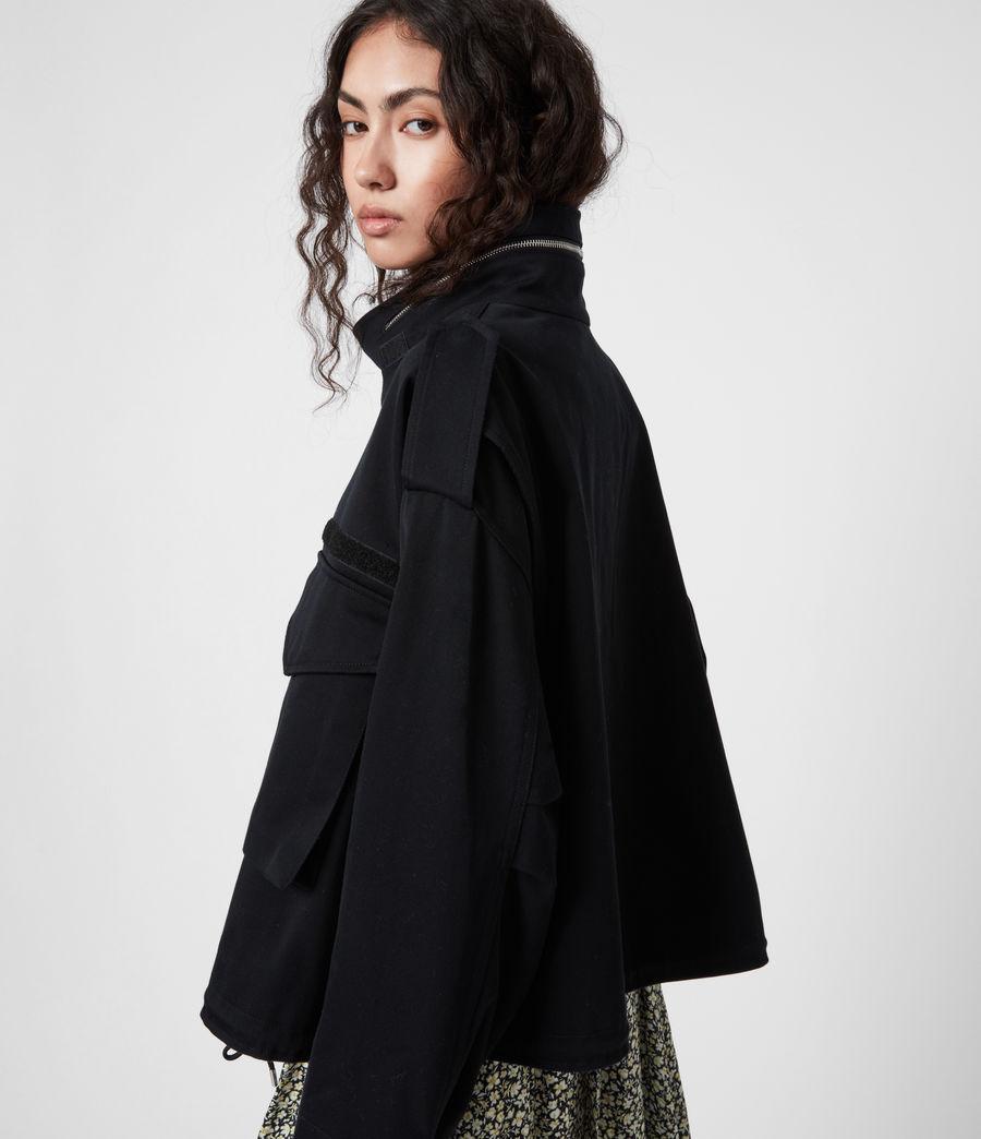 Women's Amelia Jacket (black) - Image 7