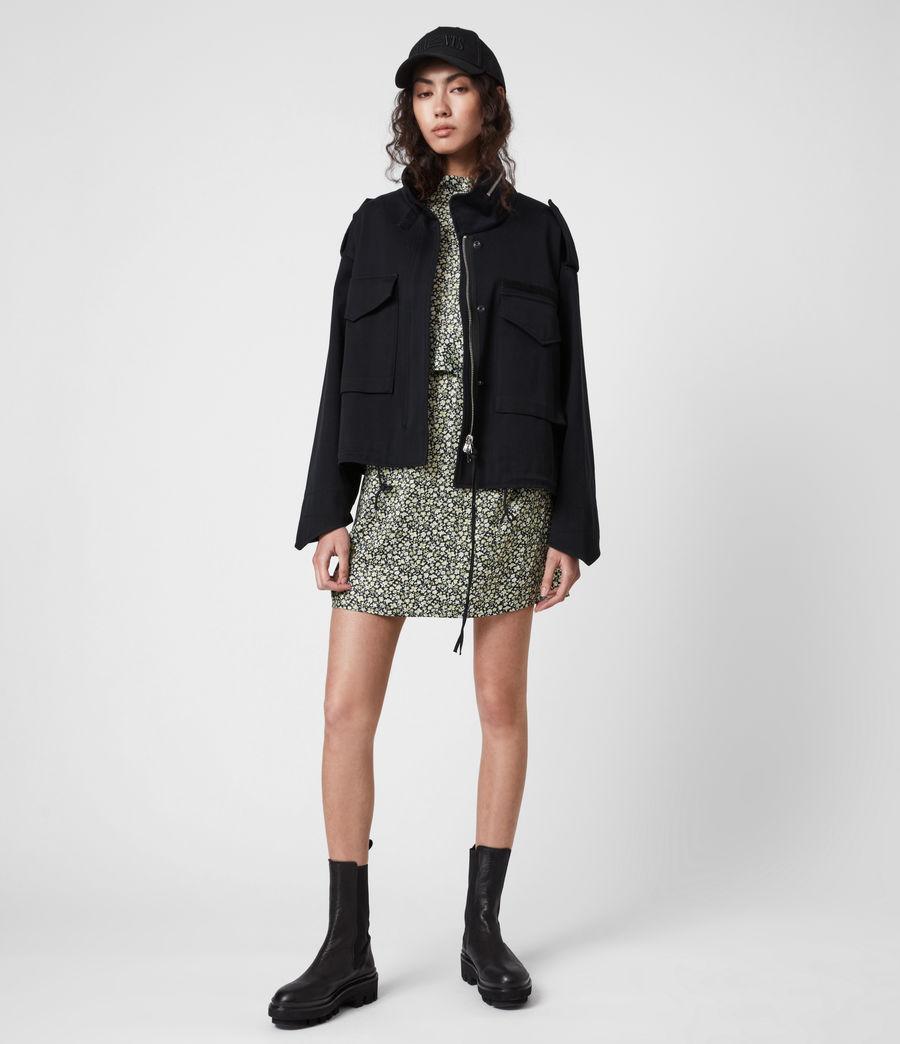 Women's Amelia Jacket (black) - Image 9