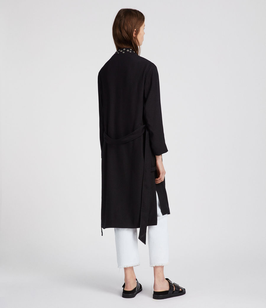 Femmes Kimono Kady (black) - Image 5