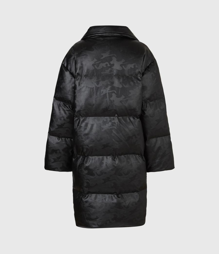 Women's Lexie Ramskull Puffer Coat (black) - Image 5