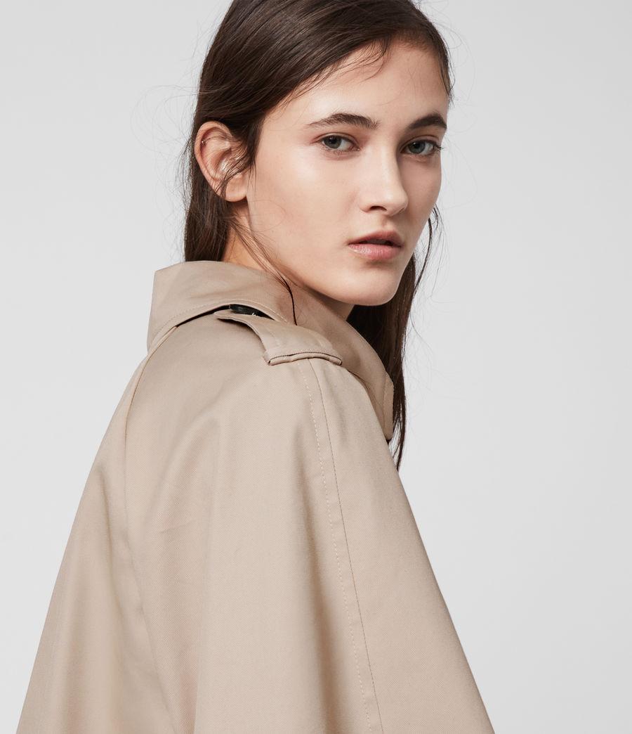 Damen Silja Jacke (oat_brown) - Image 5