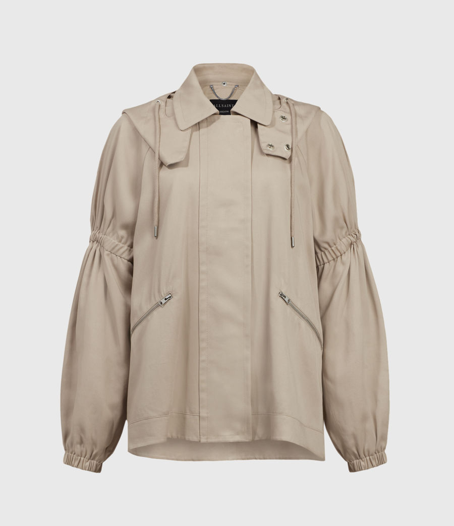 Women's Cherry Jacket (barley_beige) - Image 1