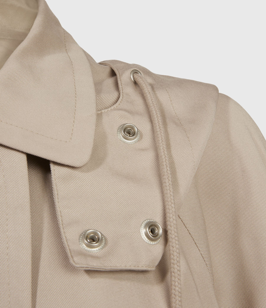 Women's Cherry Jacket (barley_beige) - Image 2