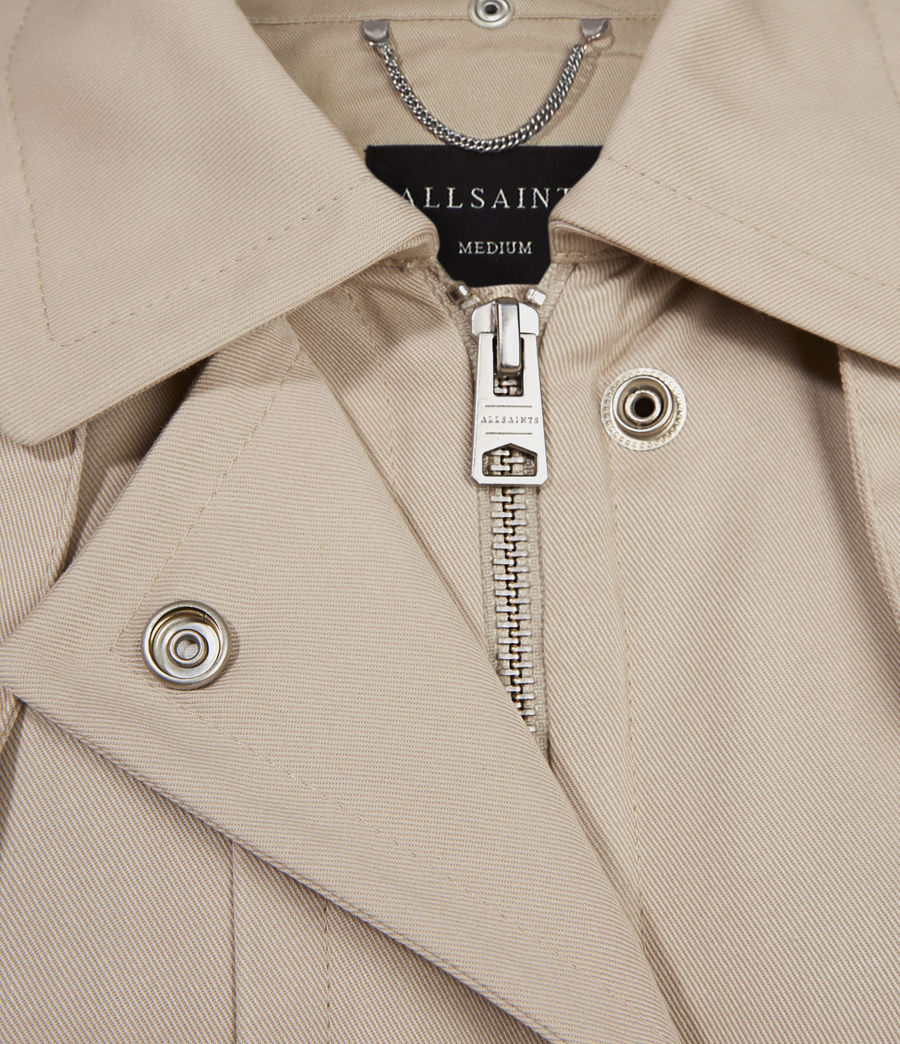 Women's Cherry Jacket (barley_beige) - Image 5