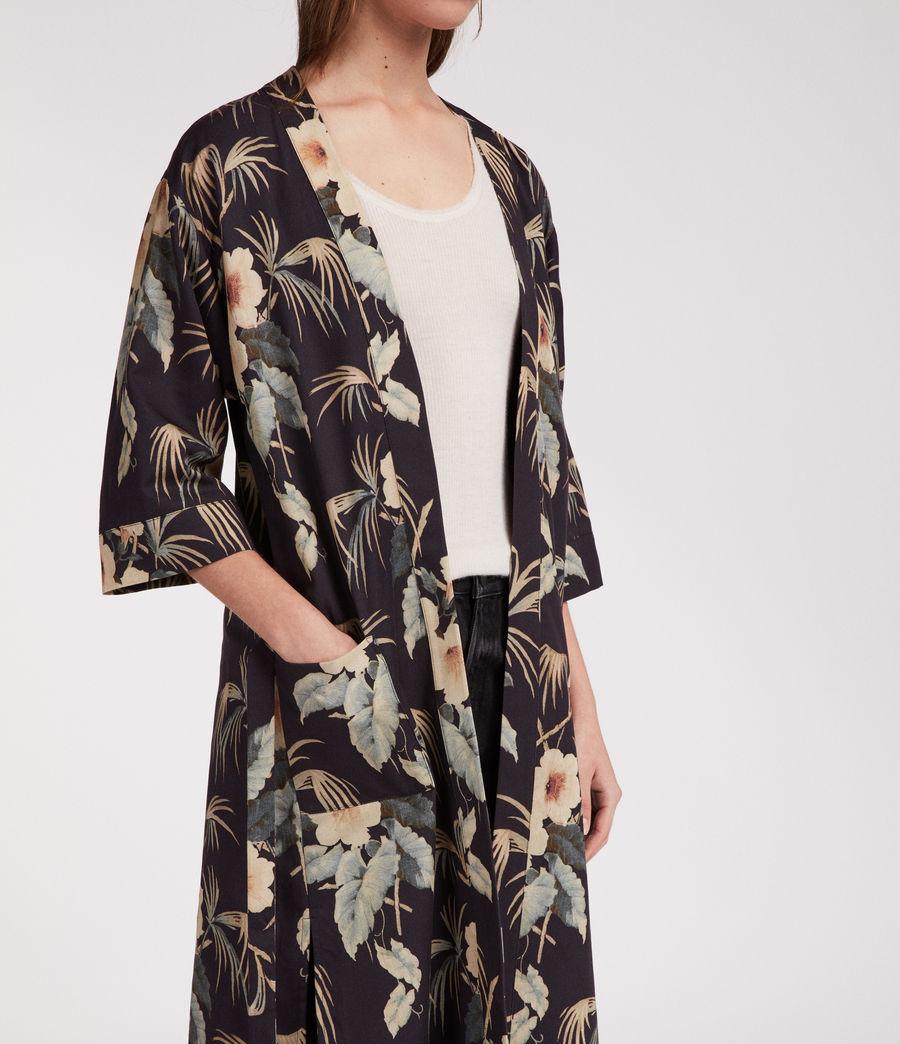 Womens Kos Kimono (ink) - Image 2
