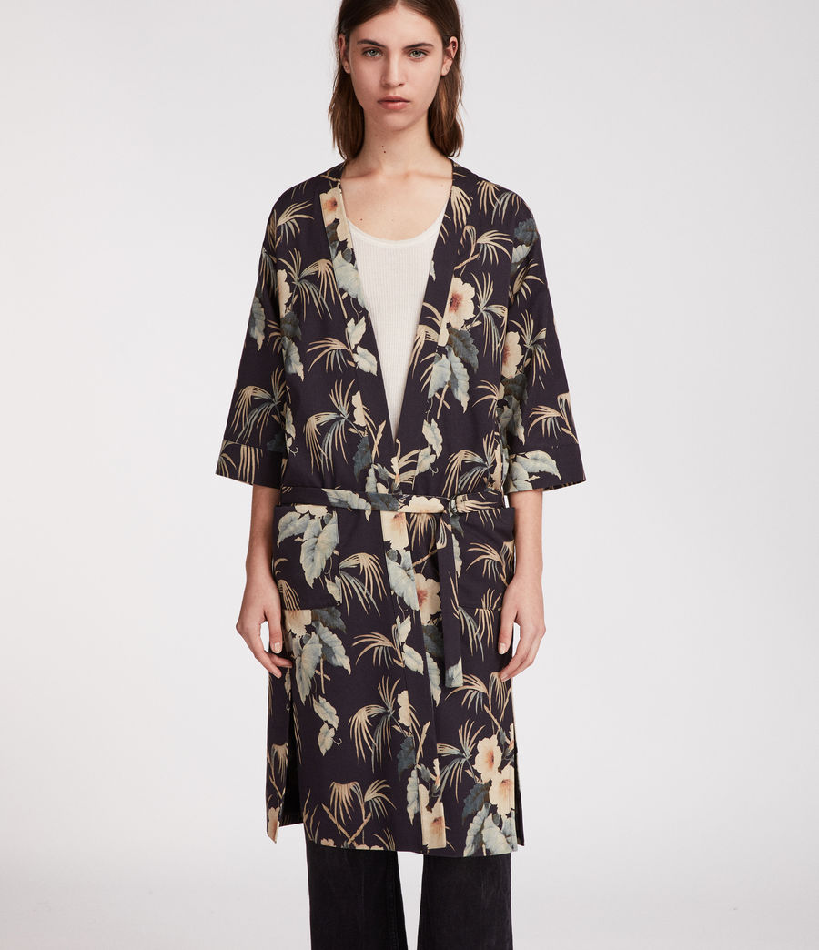 Womens Kos Kimono (ink) - Image 3