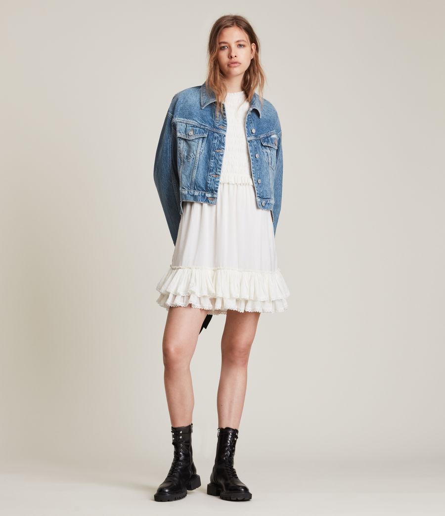 Damen Beth Patch Denim Jacket (washed_indigo) - Image 4