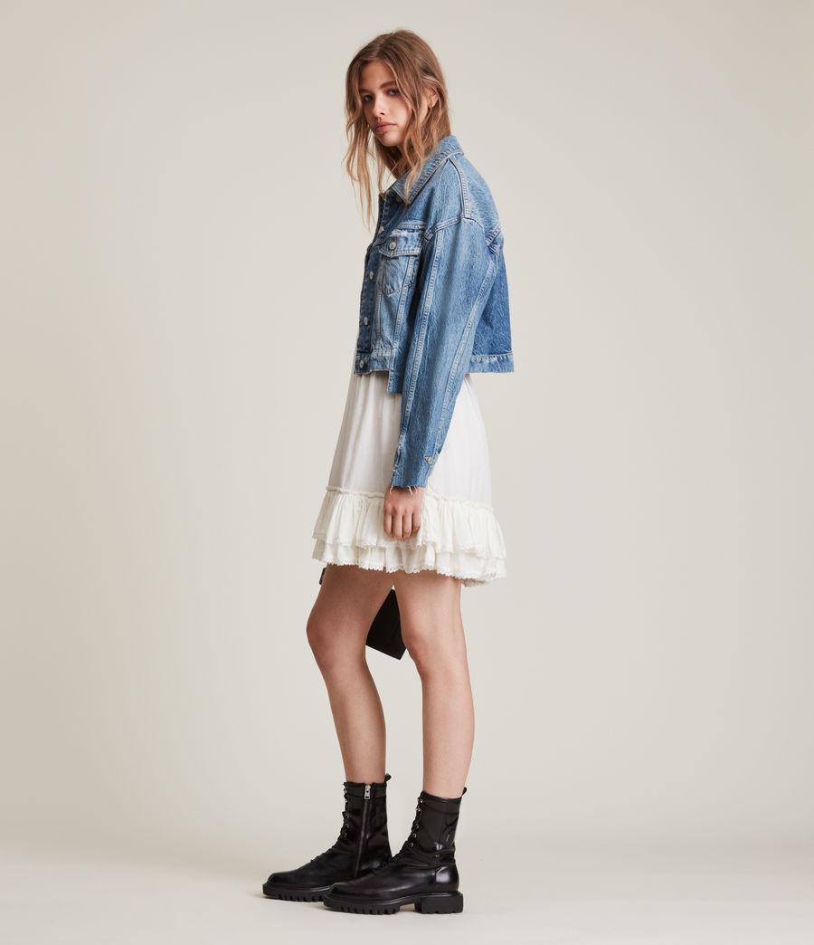 Damen Beth Patch Denim Jacket (washed_indigo) - Image 6