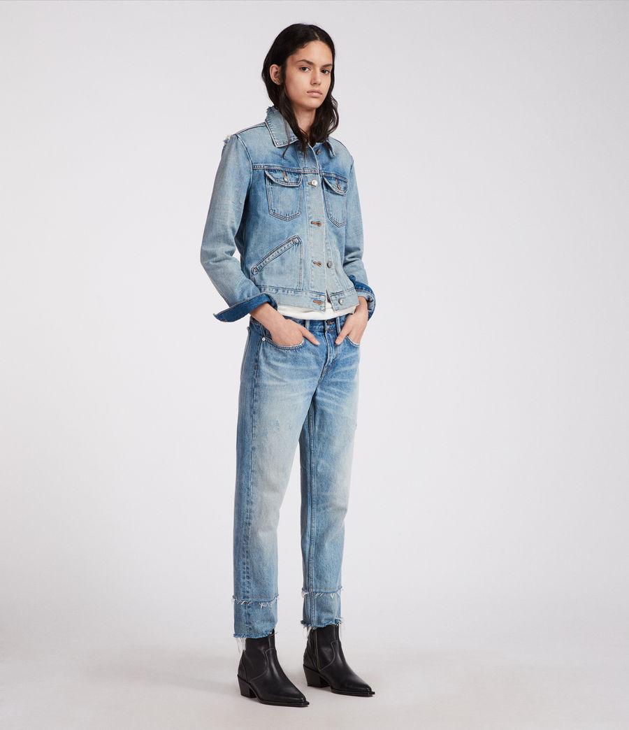 Femmes Veste en Jean Star (indigo_blue) - Image 1