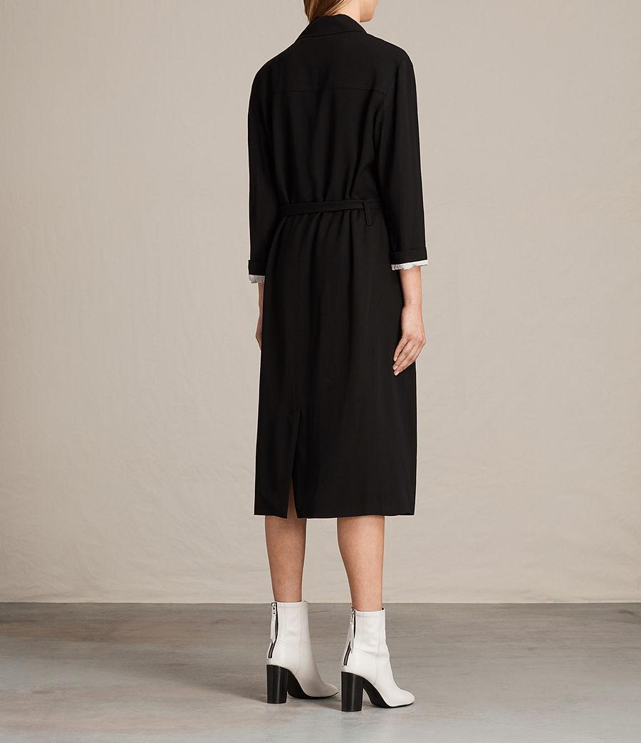 Femmes Trench-coat Sandra (ink_blue) - Image 6