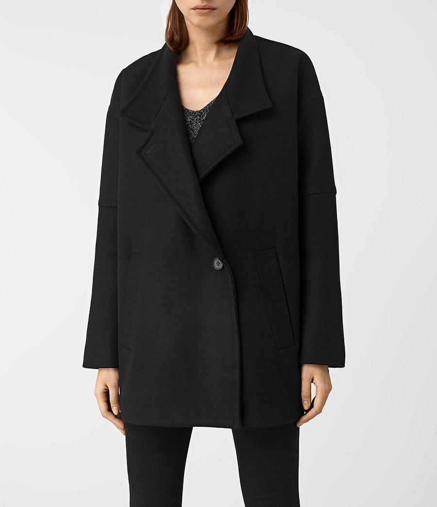 Damen Meade Nesi Coat (black) - Image 4