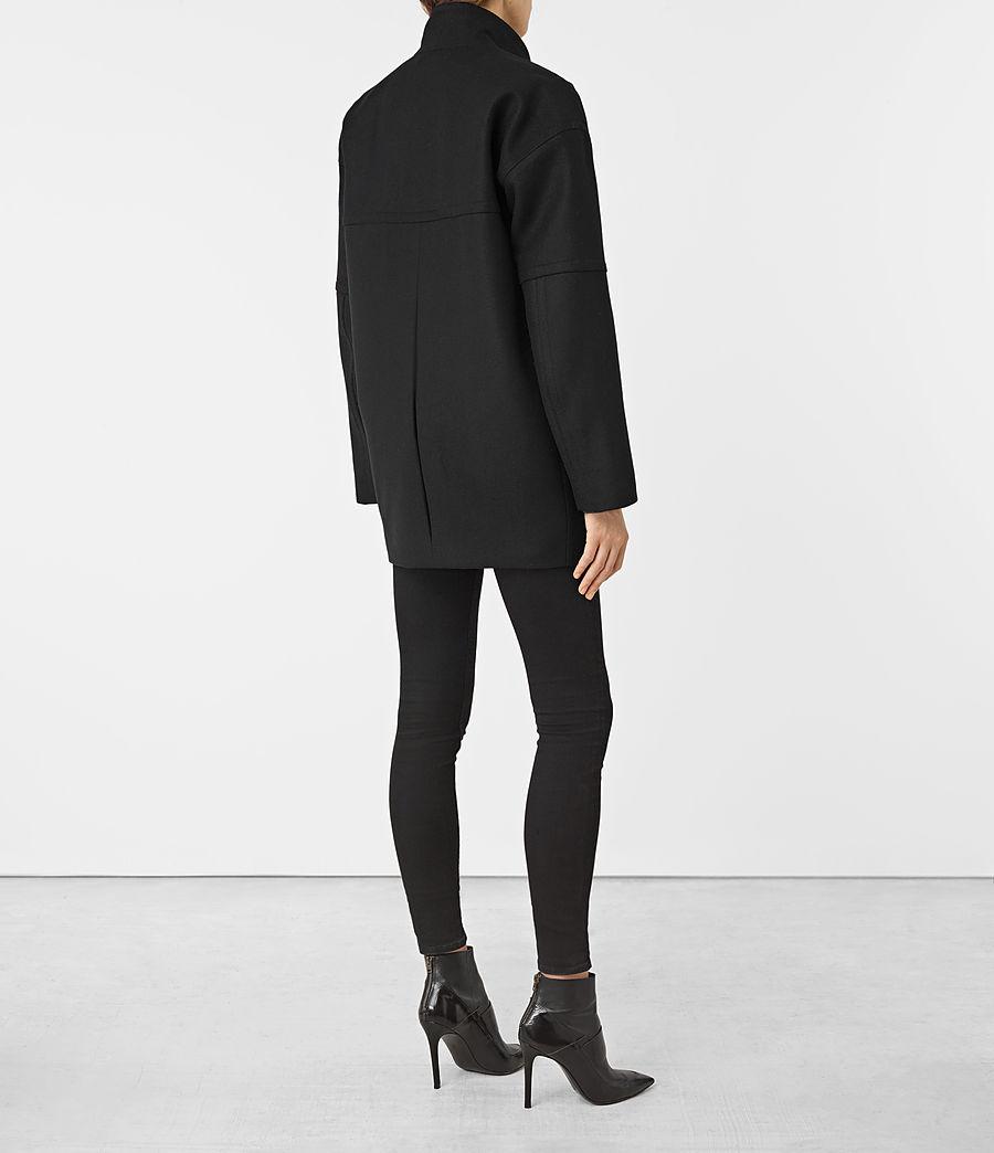 Damen Meade Nesi Coat (black) - Image 5