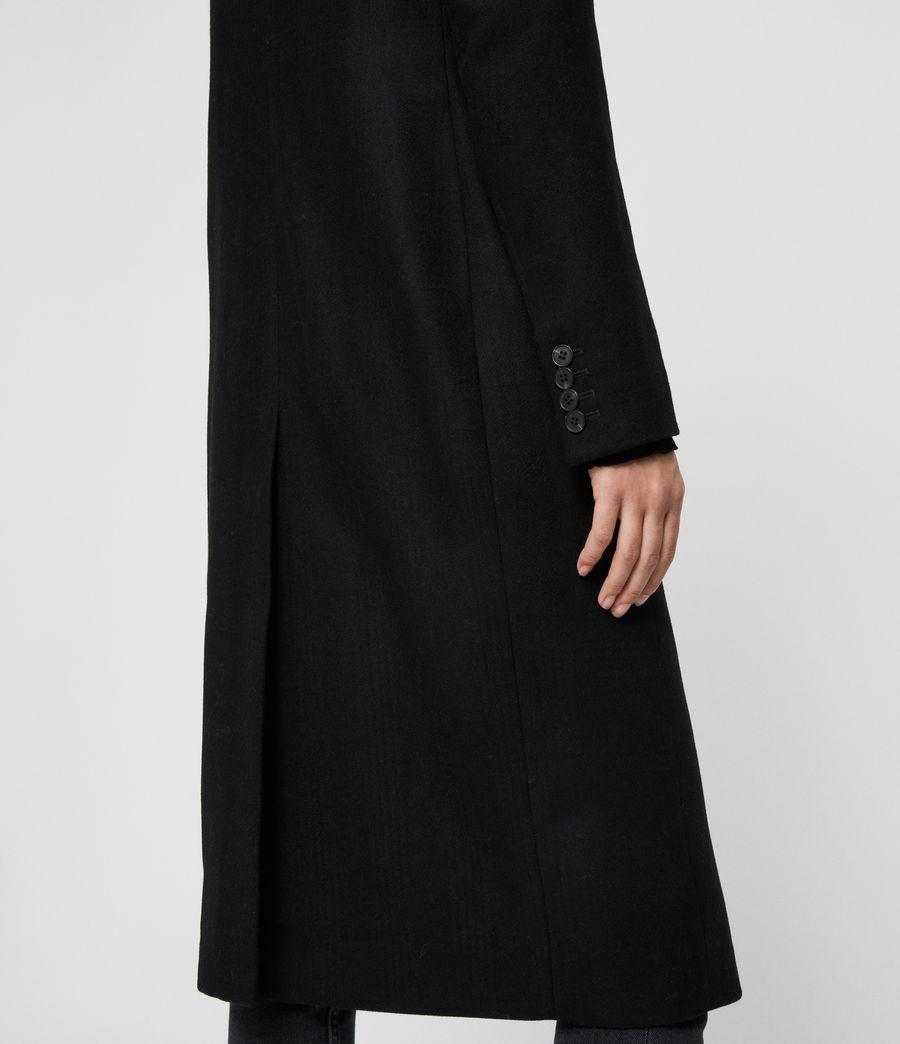 Mujer Abrigo Blair (black) - Image 6