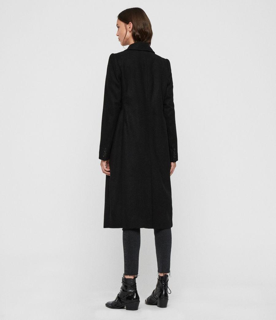 Mujer Abrigo Blair (black) - Image 7