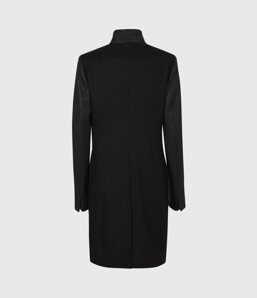 Women's Leni Lea Coat (black) - Image 2