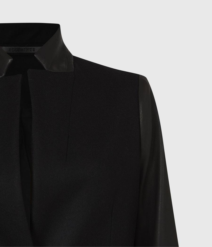Women's Leni Lea Coat (black) - Image 3