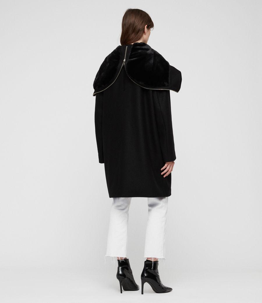 Women's Kai Parka (black) - Image 7