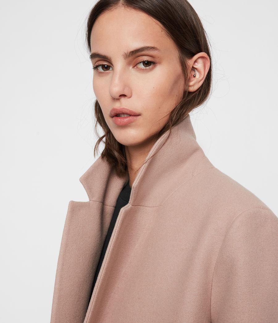 Womens Dree Teco Coat (black) - Image 5