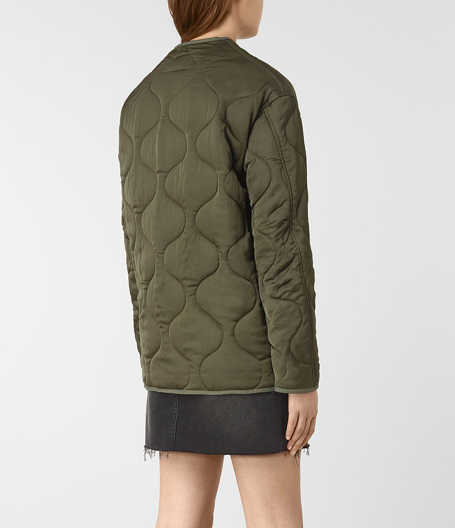 Donne Hayes Jacket (khaki_green) - Image 5