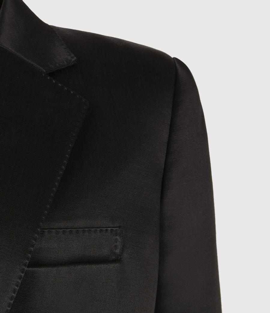 Womens Mia Coat (black) - Image 5