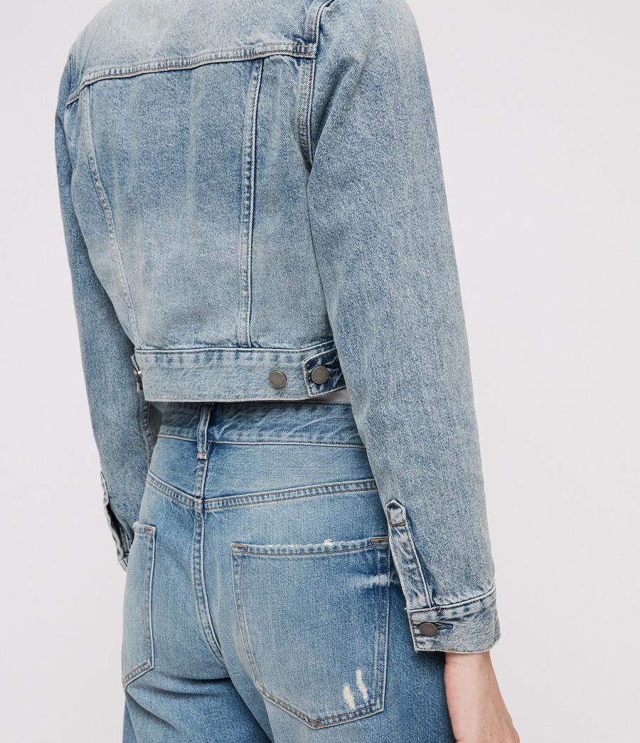 Donne Giacca di Jeans Jones (indigo_blue) - Image 7