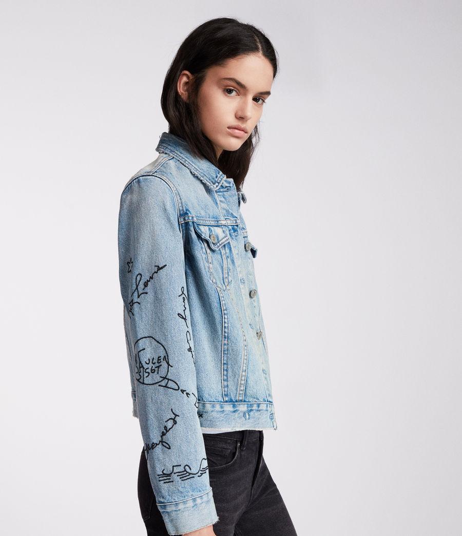 Women's Graff Hay Jacket (indigo_blue) - Image 5