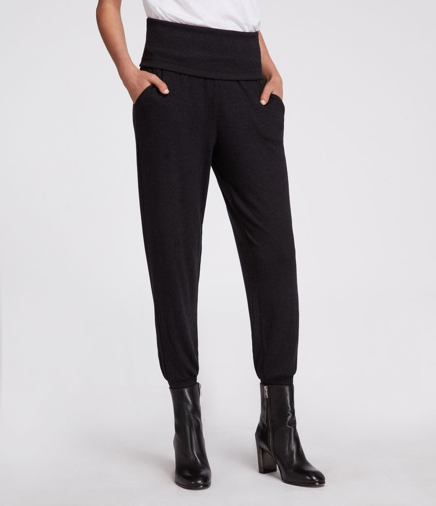 Mujer Joggers Darcie (charcoal_grey) - Image 1