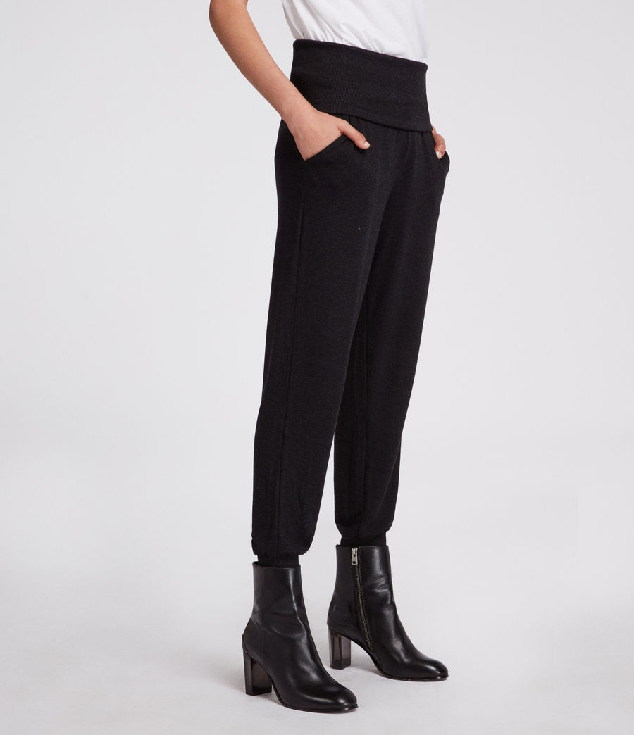Mujer Joggers Darcie (charcoal_grey) - Image 4