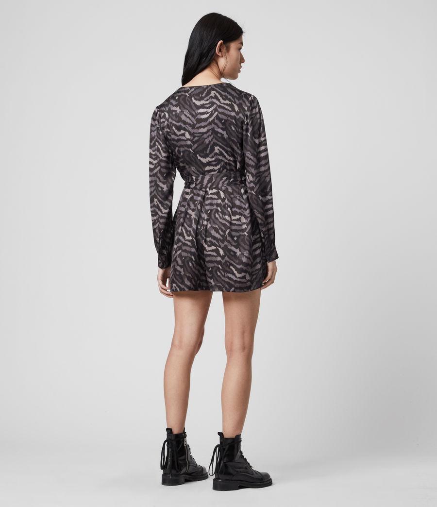 Women's Irina Remix Playsuit (grey) - Image 5