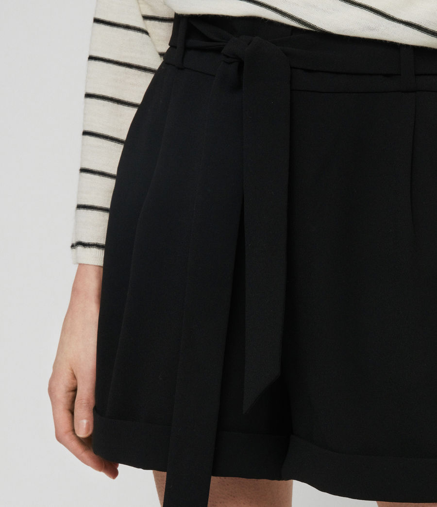 Donne Shorts Ralita (black) - Image 3