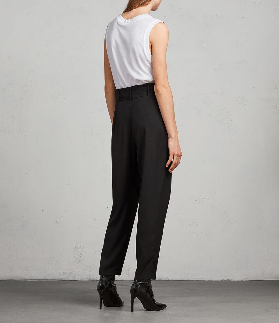 Women's Vita Trousers (black) - Image 4
