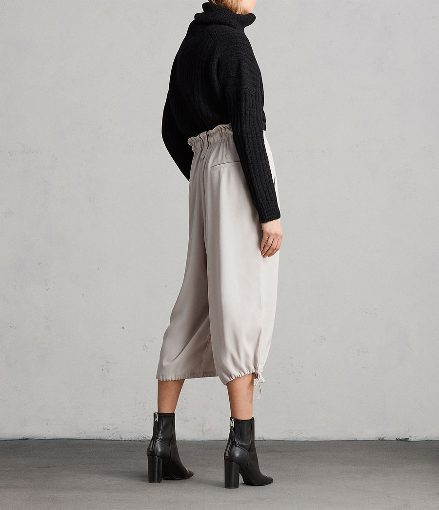 Womens Mercer Pants (oyster_white) - Image 5