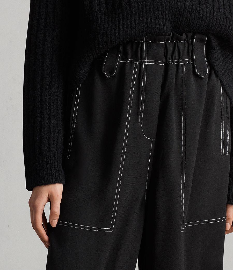 Damen Mercer Hose (black) - Image 2