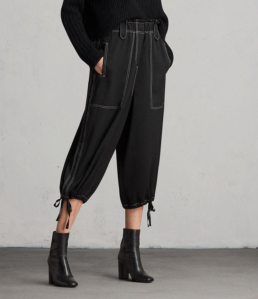 Damen Mercer Hose (black) - Image 3