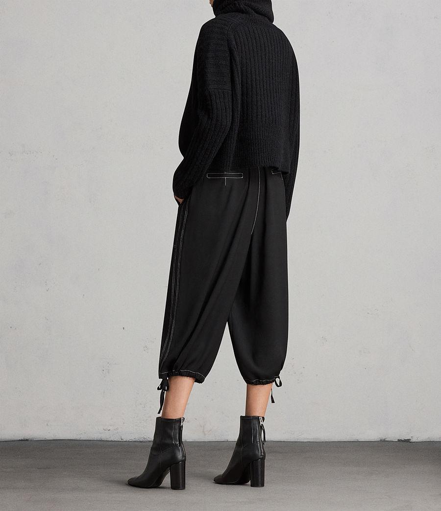 Damen Mercer Hose (black) - Image 5