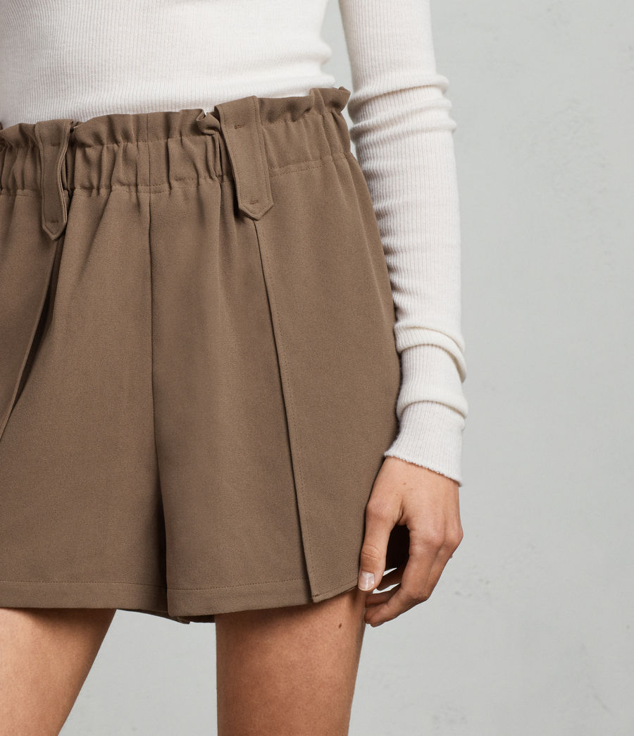 Donne Shorts Mercer (camo_green) - Image 3