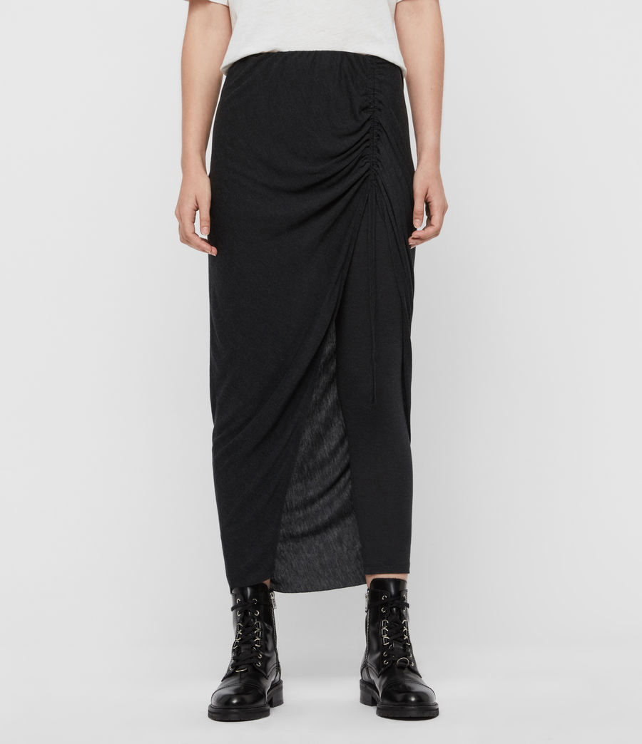 Women's Jacka Maxi Leggings (charcoal_grey) - Image 6
