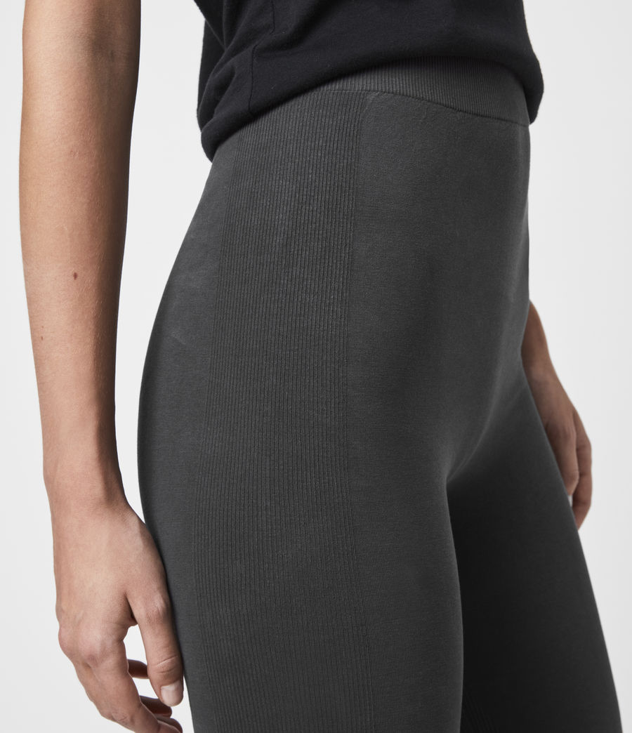Donne Leggings Bri (charcoal) - Image 2