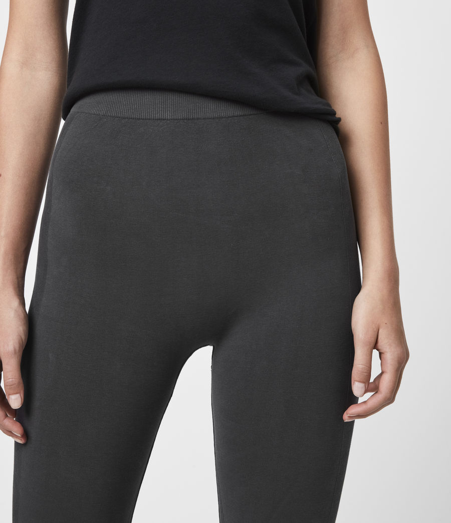 Womens Bri Leggings (charcoal) - Image 5