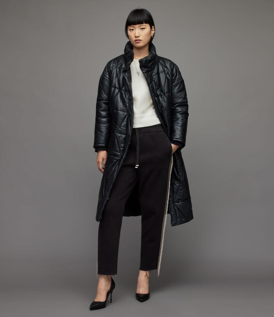 Damen Giselle Chain Sweatpants (black) - Image 3