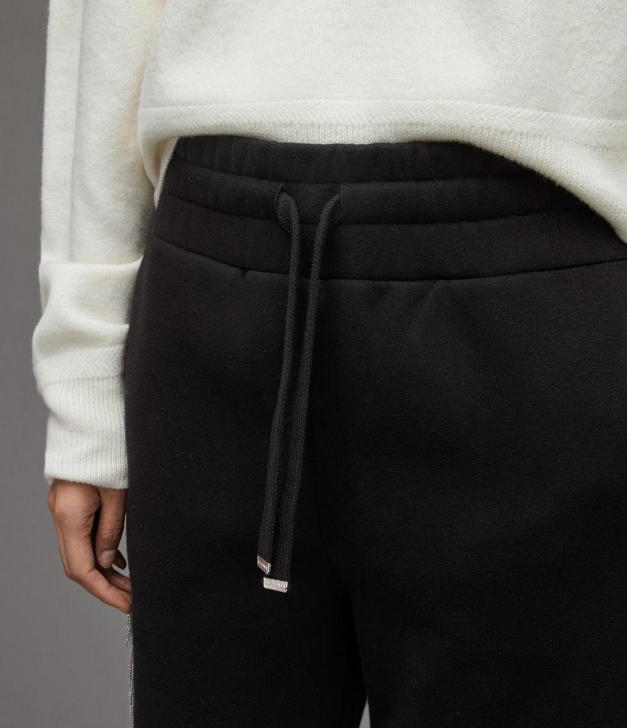 Damen Giselle Chain Sweatpants (black) - Image 4