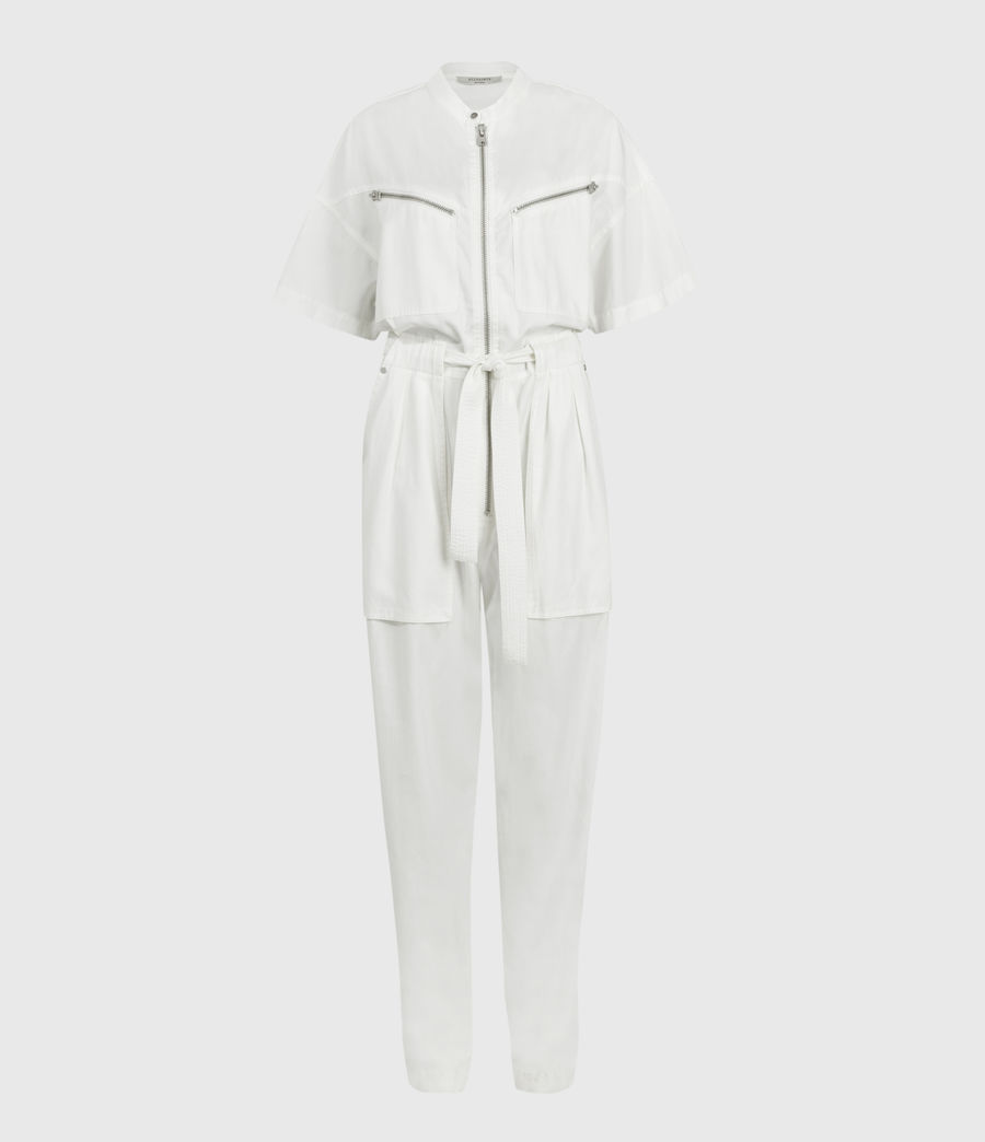 Women's Vola Jumpsuit (chalk_white) - Image 2